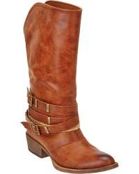 Coconuts by Matisse Sheriff Vegan Americana Harness Boots - Sheplers