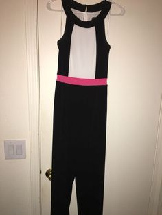 3f3c4835262c Vince Camuto women s color block jumpsuit Size XS Worn once