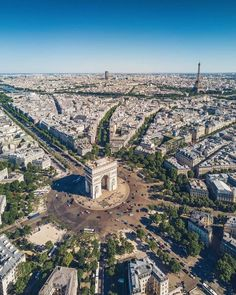 One of the favorite city destinations in Western Europe noted for its romantic appeal is Paris; also known as affectionately as the City of Lights. France Photos, Paris Photos, Tour Eiffel, Paris Travel, France Travel, Travel City, Paris France, Places To Travel, Places To See