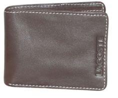 Lacoste Men's Leather Bi-fold Wallet by Lacoste. $22.99. Machine wash Genuine Leather