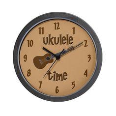 It's always ukulele time!