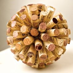 Wine Cork Crafts ! for-the-home