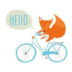 Fox On A Bike - Proyecto Melon