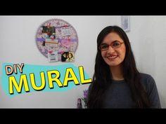 DIY Mural Feito Com Papelão | Customizando - Blog De Customização De Roupas, Moda, Decoração E Artesanato