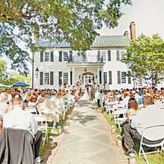 Southern wedding guest etiquette. Yes ma'am. We still have manners.