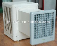 Popular in Australia window water evaporative air conditioner & water evaporative air cooler with CE certificate