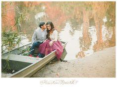 Los Angeles County Arboretum Engagement Photos – Fairytale Engagement – {Lisa and John}