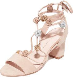 Loeffler Randall Bea Wrap Sandals