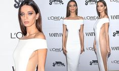 Angela sarafyan hbo s golden globe awards after party global celebrtities f - Commando ropa interior ...