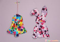 Decorative Bells, Impression, Creations, Collage, Animation, Activities, Kids, Facebook, Centre