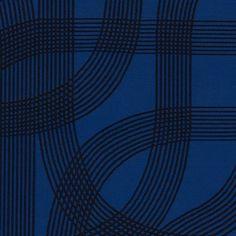 Maharam | Product | Textiles | Cursive 007 Inkwell