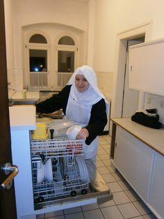 Klosteralltag - Benediktinerinnen vom Heiligsten Sakrament Osnabrück