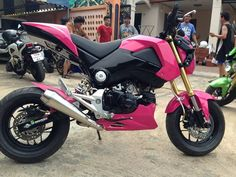 Honda Grom/MSX125 Aftermarket Support is CRAZY! - Page 16 - Honda Grom Forum