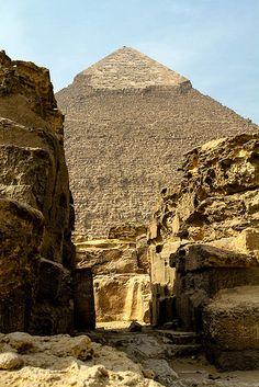Pyramid Giza Cairo Egypt
