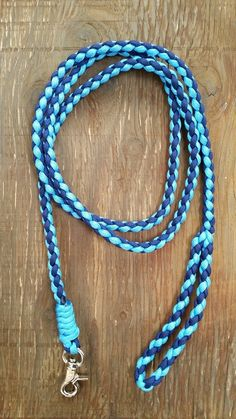 """""Bark In The Water Park"""" Paracord Dog Leash"