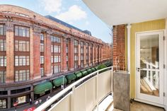 An immaculate and stylish newly refurbished two bedroom apartment situated in the heart of Knightsbridge with a balcony overlooking the iconic Harrods.
