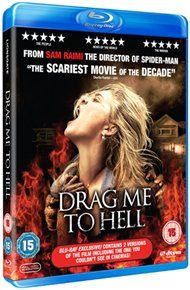 Drag Me to Hell Sam Raimi co-writes and directs this supernatural horror. Ambitious young bank loan officer Christine Brown (Alison Lohman) is approached by a mysterious old woman Mrs Ganush (Lorna Raver) asking for  http://www.MightGet.com/january-2017-12/drag-me-to-hell.asp