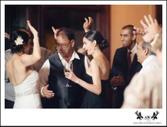 Real #VAWedding for Farah and Gordon at River Bend Golf & Country Club - photography by @Audra Wrisley