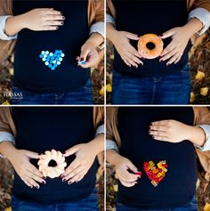Pregnancy cravings by jana. This would be a cute idea. Document what you're craving throughout your pregnancy with these pictures! Maternity Poses, Maternity Pictures, Pregnancy Photos, Maternity Photography, Baby Pictures, Baby Photos, Photography Ideas, Shower Bebe, Baby Shower