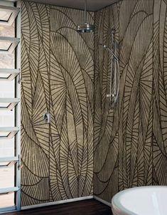 Die 26 besten Bilder von Badezimmer renovieren mit Tapete ...