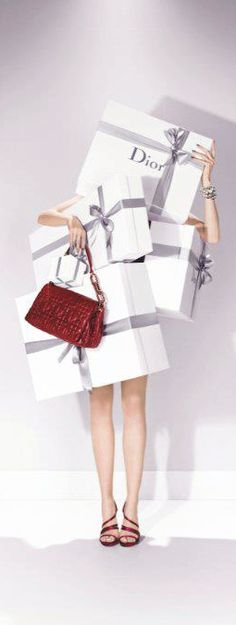 ~A Dior Shopping spree   The House of Beccaria