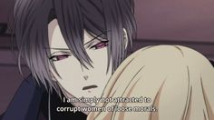 i ain't attracted to yo crusty ass. # so what are u attracted to reiji