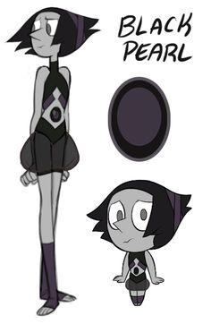 Black Pearl on Homeworld