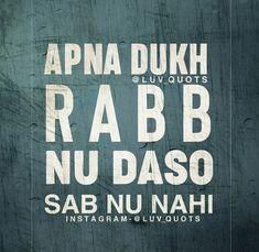 Nav jivan Gurbani Quotes, Desi Quotes, Swag Quotes, Karma Quotes, Prayer Quotes, True Quotes, Funny Attitude Quotes, True Feelings Quotes, Cute Funny Quotes