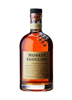 Monkey Shoulder / Blended from three of Speyside's single malts / One of my favourite entry level whisky