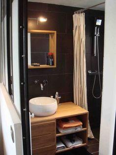 décoration salle de bain petite surface