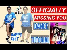 OFFICIALLY MISSING YOU DANCE CHALLENGE  🔥MASTERMIND REY BAYLON TUTORIAL#64(FOR BEGINNERS) YAN XXVII - YouTube Miss You, Challenges, Tutorials, Dance, Youtube, Fun, I Miss U, Dancing, I Miss You