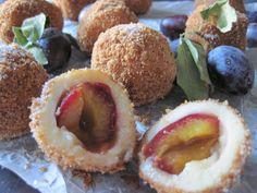 knedle sa šljivama - plum dumplings                                                                                                                                                     More
