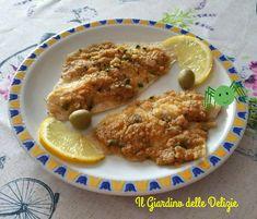 Filetti+di+sogliola+gratinati+al+forno