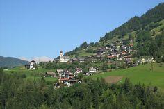 Jerzens: am Fuße des Ski- & Wandergebiets Hochzeiger - Pitztal #DachTirols