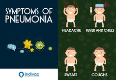 Never miss a #vaccination schedule to avoid common yet lethal diseases. Book an appointment with #Indivac on 8100-300-500. #Symptoms #Pneumonia