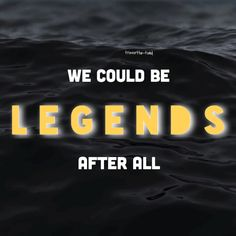 Legends ~ Sleeping With Sirens