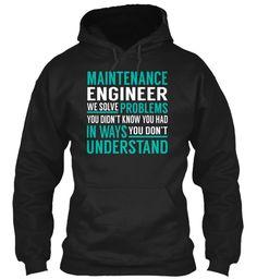 Maintenance Engineer - Solve Problems
