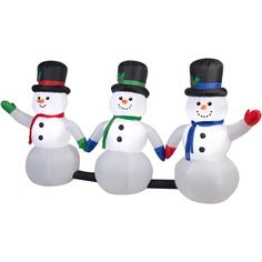 10 Best Gemmy Frosty The Snowman Images Frosty The