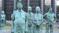 Monumento al obrero, San José, Costa Rica