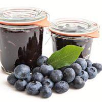 Recept : Borůvkový kompot | ReceptyOnLine.cz - kuchařka, recepty a inspirace Food Art, Canning, Fruit, Home Canning, Conservation