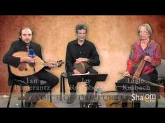 """A trio specializing in Sephardic music, """"Voice Of The Turtle"""" performs a number of Ladino songs with introductions explaining each piece. With Lisle Kulbach, Jay Rosenberg, and Ian Pomerantz. A Shalom TV original presentation. Jewish Music, North Africa, Jay, The Voice, Turtle, Prayers, Presentation, Number, Songs"""