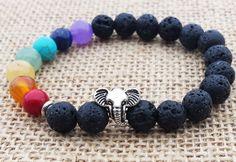 Check out this item in my Etsy shop https://www.etsy.com/uk/listing/269806206/ganesh-chakra-bracelet-black-volcanic