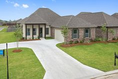 New Homes in Prairieville LA at Germany Oaks Germany Oaks offers buyers spacious new homes in Prairieville LA that boasts beautiful front elevations, open floor plans, back porches perfect for entertaining, maintained green space, mature oak trees and a children's playground.