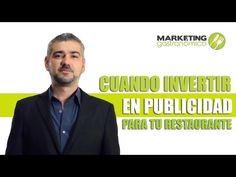 Marketing Gastronómico - Consejos para restaurantes - cuando invertir en...