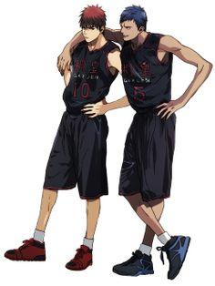 219 Best AoKaga images | Kuroko no basket, Kuroko, Kagami taiga