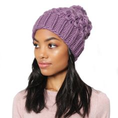 8f4d398c808 The Bryant - Hand-Knit Pom Hat