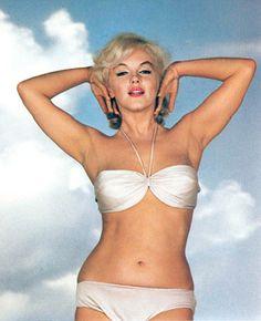 マリリン・モンロー1960