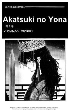 Akatsuki no Yona 1: Princess Yona at MangaFox.me