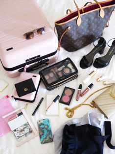 Away Bigger Carry On Luggage | The Beauty Look Book