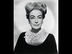 """Joan Crawford """"Mysteries & Scandals"""" - YouTube"""